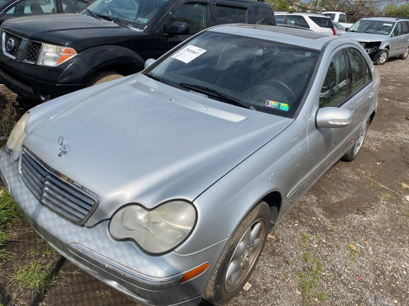 2001 Mercedes-Benz C-Class for sale at Cartel Auto Parts in Philadelphia PA
