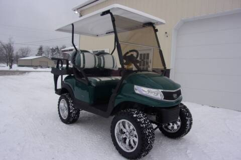 2016 Club Car Lifted Golf Cart Precedent Phoenix Gas EFI for sale at Area 31 Golf Carts - Gas 4 Passenger in Acme PA