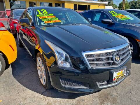 2013 Cadillac ATS for sale at Crown Auto Inc in South Gate CA