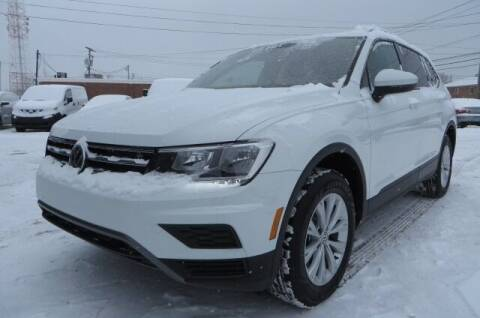 2020 Volkswagen Tiguan for sale at Eddie Auto Brokers in Willowick OH