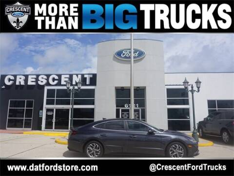 2020 Hyundai Sonata for sale at Crescent Ford in Harahan LA