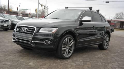 2014 Audi SQ5 for sale at Cars-KC LLC in Overland Park KS