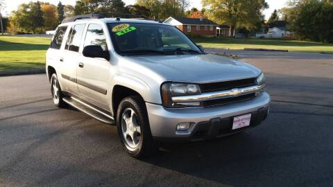 2005 Chevrolet TrailBlazer EXT for sale at Magana Auto Sales Inc in Aurora IL