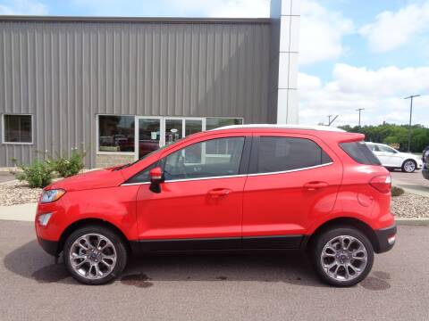 2019 Ford EcoSport for sale at Herman Motors in Luverne MN