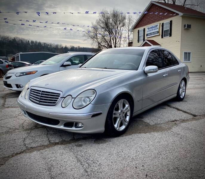 2005 Mercedes-Benz E-Class for sale at Unique LA Motor Sales LLC in Byrnes Mill MO