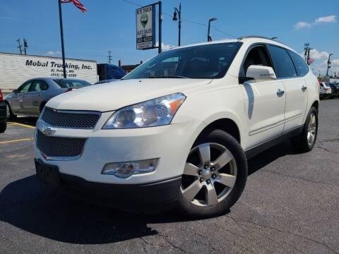 2012 Chevrolet Traverse for sale at Rite Track Auto Sales in Detroit MI