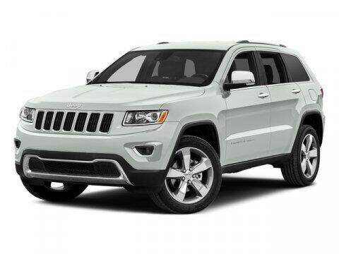 2015 Jeep Grand Cherokee for sale at Gary Uftring's Used Car Outlet in Washington IL