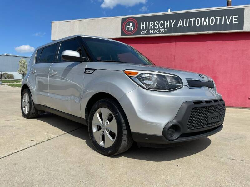 2015 Kia Soul for sale at Hirschy Automotive in Fort Wayne IN