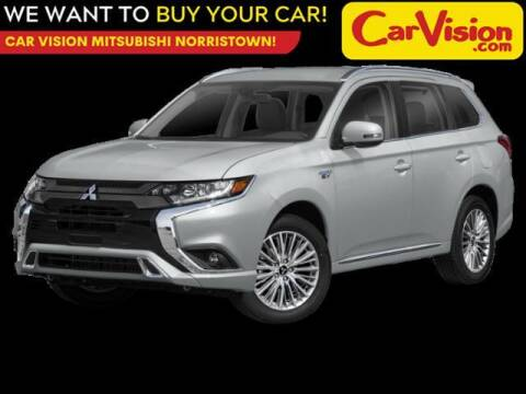 2020 Mitsubishi Outlander PHEV for sale at Car Vision Mitsubishi Norristown in Trooper PA