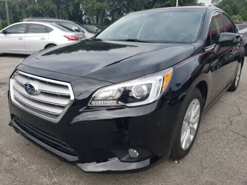 2017 Subaru Legacy for sale at Capital City Imports in Tallahassee FL