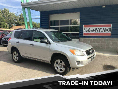 2010 Toyota RAV4 for sale at Select AWD in Provo UT