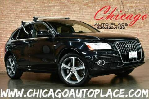 2016 Audi Q5 for sale at Chicago Auto Place in Bensenville IL