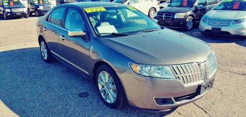 2012 Lincoln MKZ for sale at River Motors in Portage WI