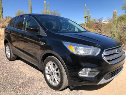 2017 Ford Escape for sale at Auto Executives in Tucson AZ