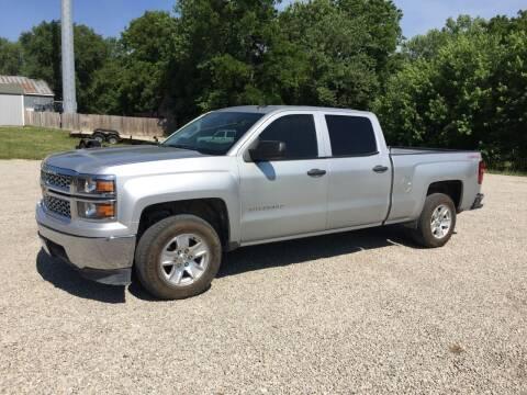 2014 Chevrolet Silverado 1500 for sale at Bailey Auto in Pomona KS