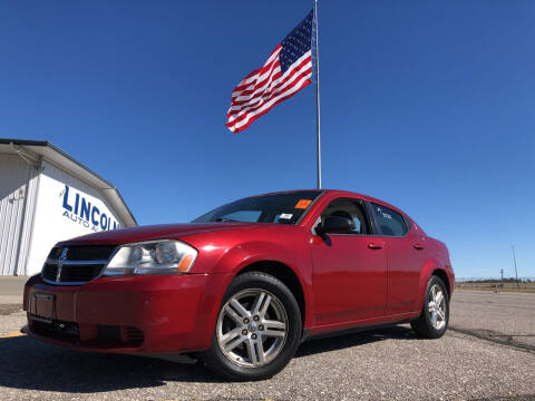 2008 Dodge Avenger for sale at Sonny Gerber Auto Sales in Omaha NE