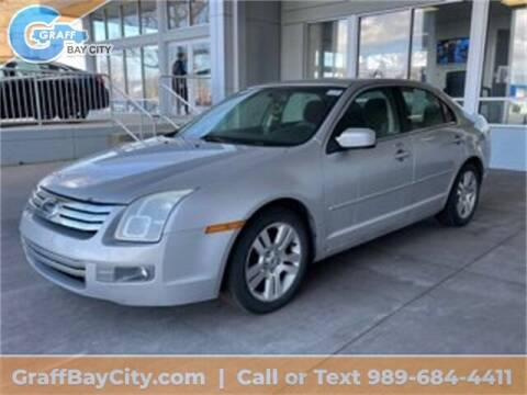 2009 Ford Fusion for sale at GRAFF CHEVROLET BAY CITY in Bay City MI