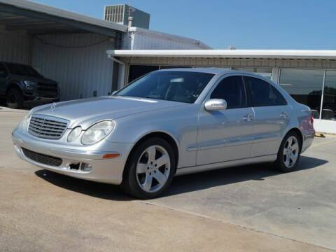 2006 Mercedes-Benz E-Class for sale at Kansas Auto Sales in Wichita KS