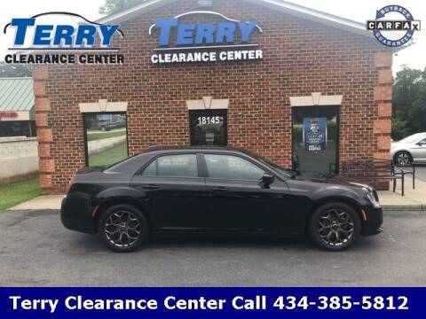 2016 Chrysler 300 for sale at Terry Clearance Center in Lynchburg VA
