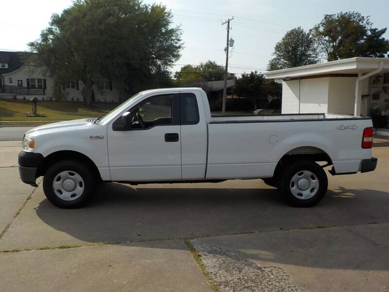 2006 Ford F-150 for sale at Parker Motor Co. in Fayetteville AR