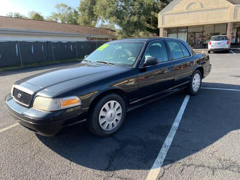 2011 Ford Crown Victoria for sale at Auto Mart - Dorchester in North Charleston SC