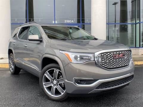 2019 GMC Acadia for sale at Capital Cadillac of Atlanta in Smyrna GA