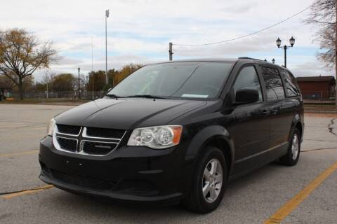 2012 Dodge Grand Caravan for sale at A-Auto Luxury Motorsports in Milwaukee WI