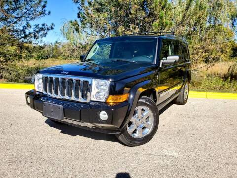 2007 Jeep Commander for sale at Excalibur Auto Sales in Palatine IL