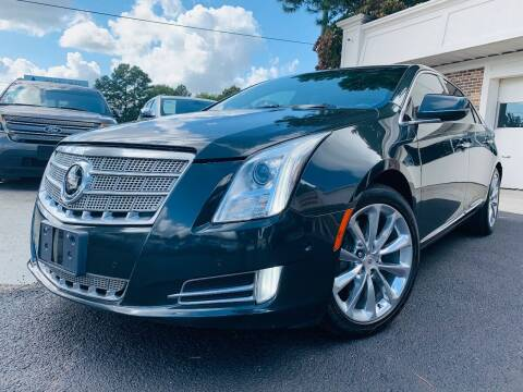 2014 Cadillac XTS for sale at North Georgia Auto Brokers in Snellville GA