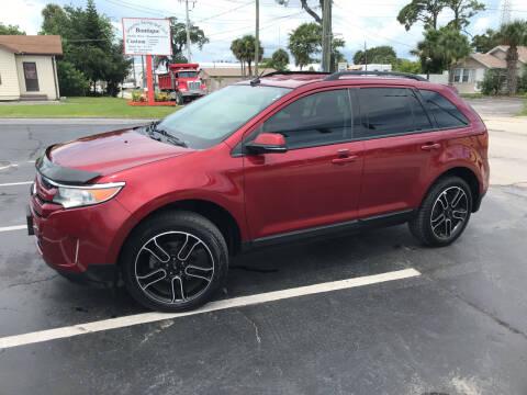 2013 Ford Edge for sale at Riviera Auto Sales South in Daytona Beach FL