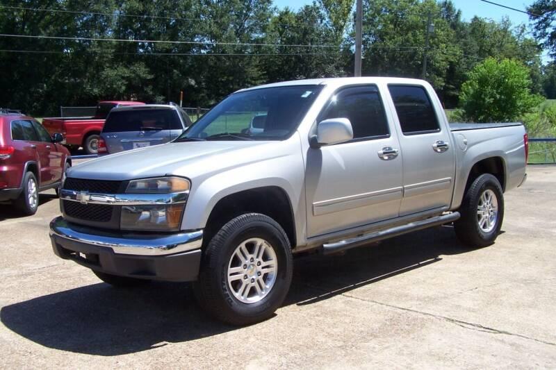 2012 Chevrolet Colorado for sale at HILLCREST MOTORS LLC in Byram MS