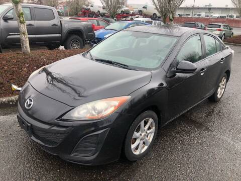 2010 Mazda MAZDA3 for sale at Blue Line Auto Group in Portland OR