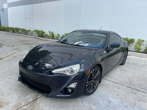 2013 Scion FR-S for sale at Auto Beast in Fort Lauderdale FL