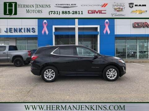 2018 Chevrolet Equinox for sale at CAR MART in Union City TN