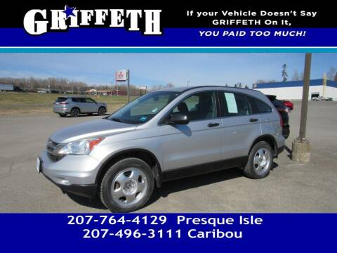 2010 Honda CR-V for sale at Griffeth Mitsubishi - Pre-owned in Caribou ME
