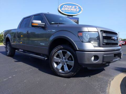 2014 Ford F-150 for sale at Monkey Motors in Faribault MN