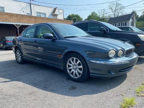 2002 Jaguar X-Type for sale at TNT Auto Sales in Bangor PA