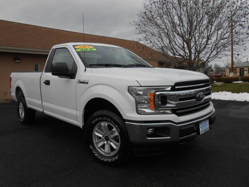 2019 Ford F-150 for sale at McKenna Motors in Union Gap WA