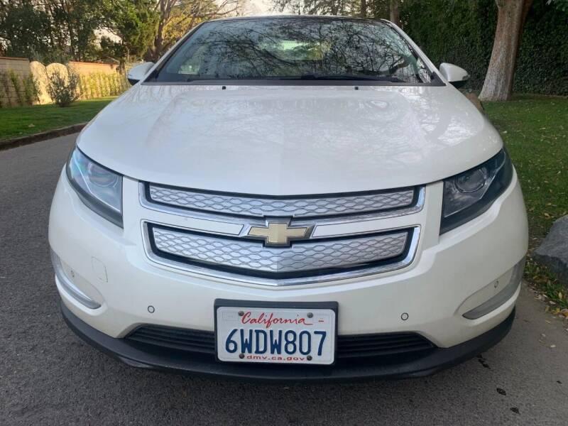 2012 Chevrolet Volt for sale at Car Lanes LA in Glendale CA