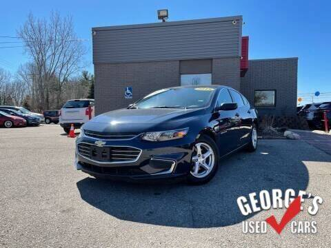 2018 Chevrolet Malibu for sale at George's Used Cars - Telegraph in Brownstown MI