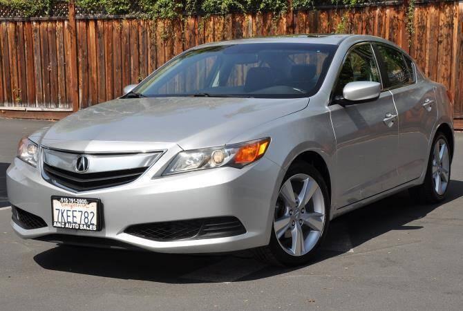 2015 Acura ILX for sale at AMC Auto Sales Inc in San Jose CA
