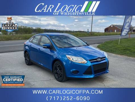 2013 Ford Focus for sale at Car Logic in Wrightsville PA