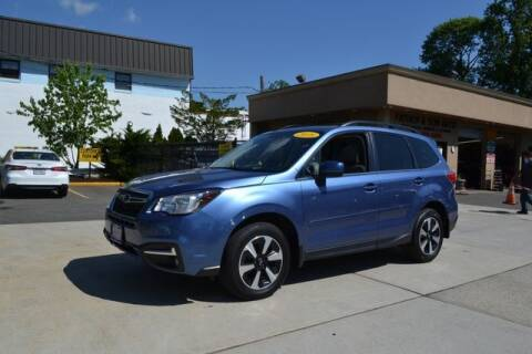 2018 Subaru Forester for sale at Father and Son Auto Lynbrook in Lynbrook NY