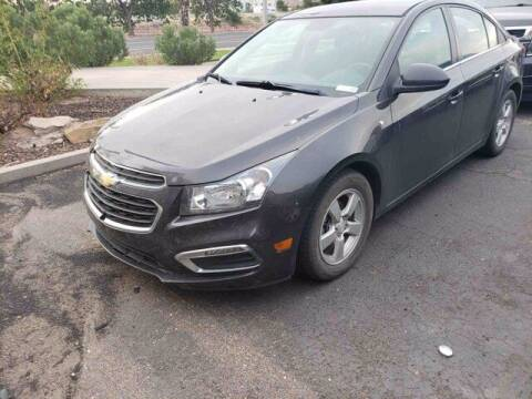2015 Chevrolet Cruze for sale at Stephen Wade Pre-Owned Supercenter in Saint George UT