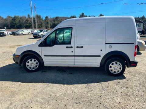 2012 Ford Transit Connect for sale at Upstate Auto Sales Inc. in Pittstown NY