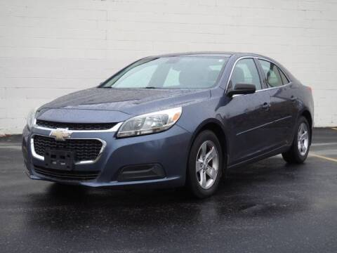 2014 Chevrolet Malibu for sale at O T AUTO SALES in Chicago Heights IL