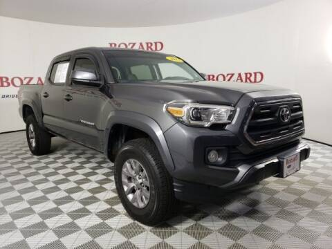 2017 Toyota Tacoma for sale at BOZARD FORD in Saint Augustine FL