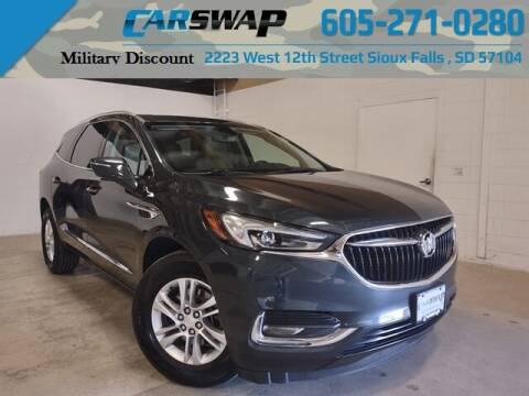 2018 Buick Enclave for sale at CarSwap in Sioux Falls SD