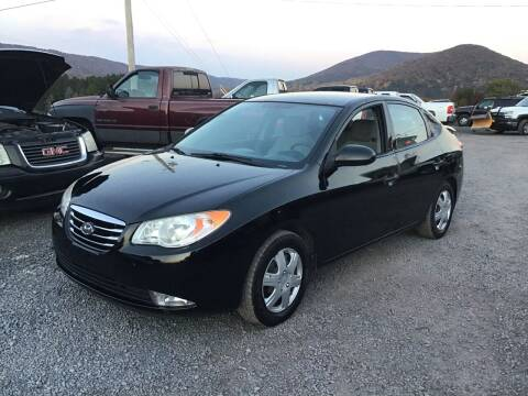 2010 Hyundai Elantra for sale at Troys Auto Sales in Dornsife PA