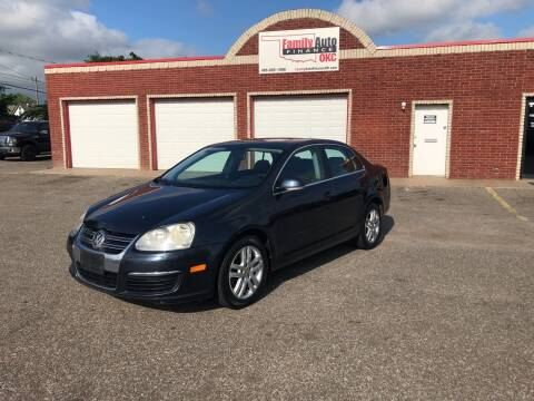 2007 Volkswagen Jetta for sale at Family Auto Finance OKC LLC in Oklahoma City OK
